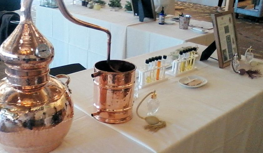 Perfumery Setup