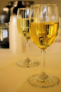 Essential Oil in Wine Glass Brighter
