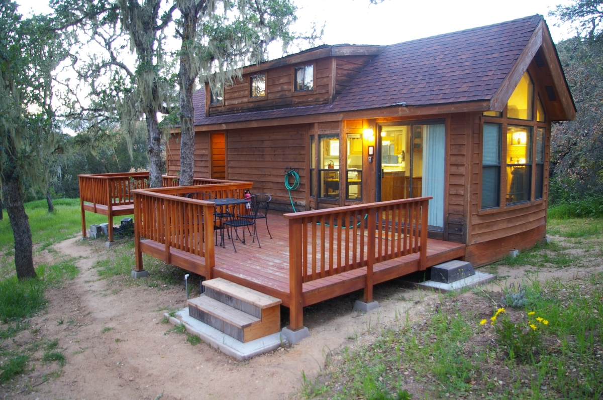It's Hard To Leave: Your Unforgettable Tiny House