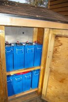 Battery Closet